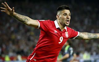 Serbia 1 Wales 1: Mitrovic denies Coleman's men again