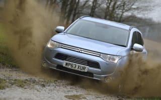 First drive: Mitsubishi Outlander PHEV