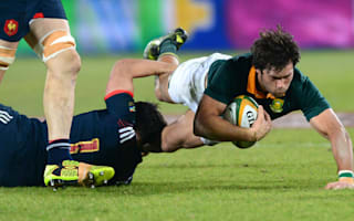 Reinvigorated Springboks give France the blues