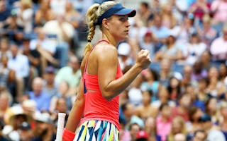 Kerber battles past Pliskova to win US Open