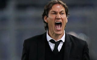 Garcia laments poor second half from Roma