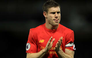 I'll be sick if Liverpool miss top four - Milner