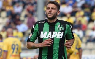 Berardi wants game time - Di Francesco