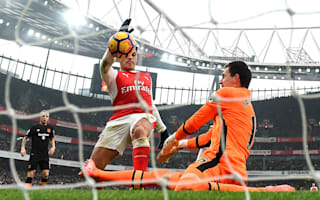 Arsenal 2 Hull City 0: Sanchez lends Wenger a helping hand