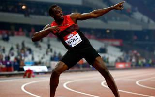 Bolt makes winning return, Harrison breaks world record in London