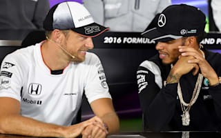 Button: Title in 2016 would be Hamilton's best