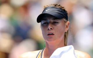 Injury rules Sharapova out of Qatar Open