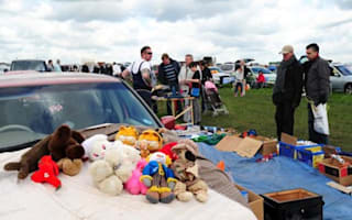 How to be successful at a car boot sale