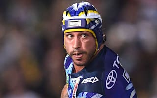 Thurston injures hamstring in easy Cowboys win