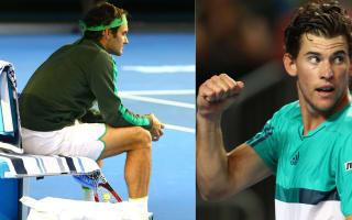 Australian Open: Federer's leap, Thiem's class