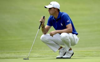 Hole-in-one helps Thomas lead Johnson at WGC-Mexico