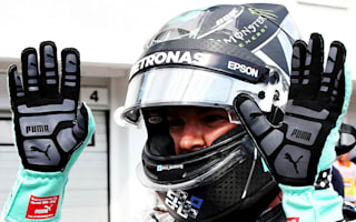 No further action against Rosberg after stewards meeting