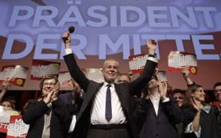 Right-wing candidate defeated in Austrian presidential election