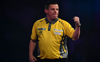Chisnall sees off Rodriguez challenge