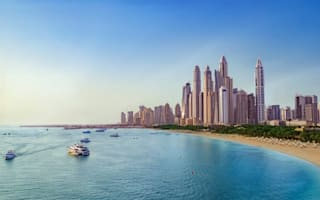 Dubai is the top long-haul holiday destination for Brits