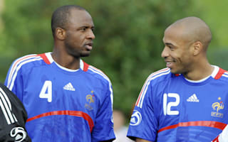 Henry backs Vieira to succeed at New York