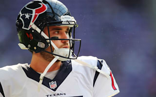 Texans send Osweiler to Browns in surprise move