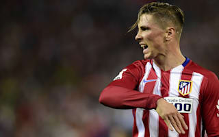 Atletico Madrid v Malaga: Red-hot Torres out to keep title chase alive
