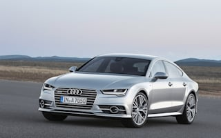 Refreshed Audi A7 unveiled