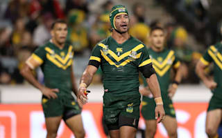 Thurston a doubt for Origin opener with shoulder injury