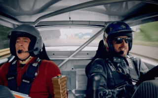 Full video of Ken Block and Matt LeBlanc in London released