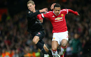 Depay revels in performance as United advance in Europa League