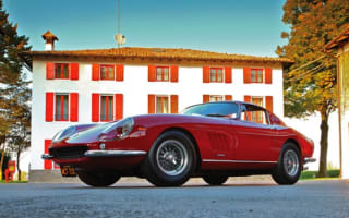 Steve McQueen Ferrari 275 GTB to go under the hammer