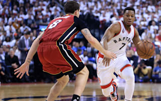 Lowry guides Raptors past Heat and into Eastern finals