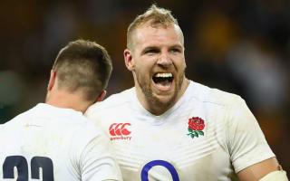 England star Haskell assures world: 'I am not dead'