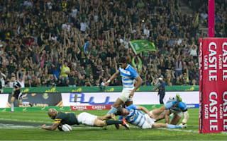 The Rugby Championship: Strauss ready for 'onslaught' from unchanged Pumas