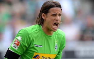 Schalke 1 Borussia Monchengladbach 1: Honours even in all-German battle