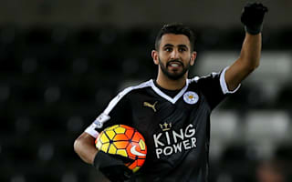 Mahrez fled St Mirren trial on a bike due to 'abusive' Scottish weather