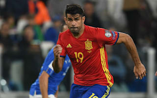 Spain coach Lopetegui likes Diego Costa 'a little angry'
