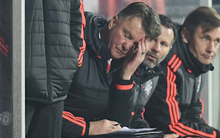 Hargreaves: Van Gaal not to blame for United woes