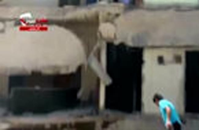 Target Aleppo