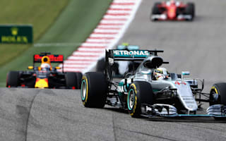 Hamilton wins but Rosberg remains on course for title