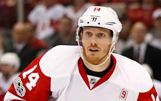 Red Wings' Nyquist given six-game suspension for high stick