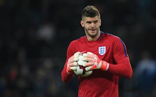 Forster targeting Hart's England place