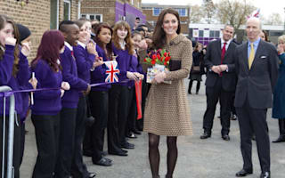 Kate's dress sells out in 'frenzy'