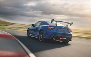 Subaru announces new BRZ tS for the United States