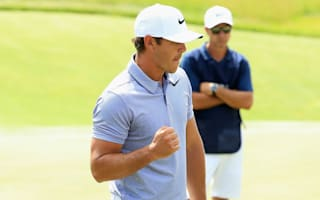Koepka and Fowler pull clear at Erin Hills