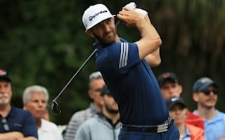 Dustin Johnson upbeat about form