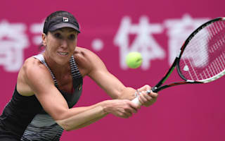 Jankovic into Guangzhou final, Larsson exits Korea