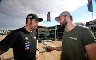 Dakar racer Nani Roma on day one disaster