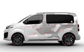 Citroën to reveal SpaceTourer concept in Geneva
