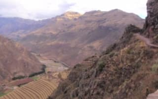 World's scariest walk? 3000m cliff-edge climb in Peru not for faint-hearted