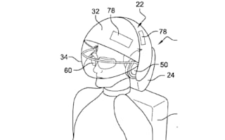 Is this high-tech helmet the future of in-flight entertainment?