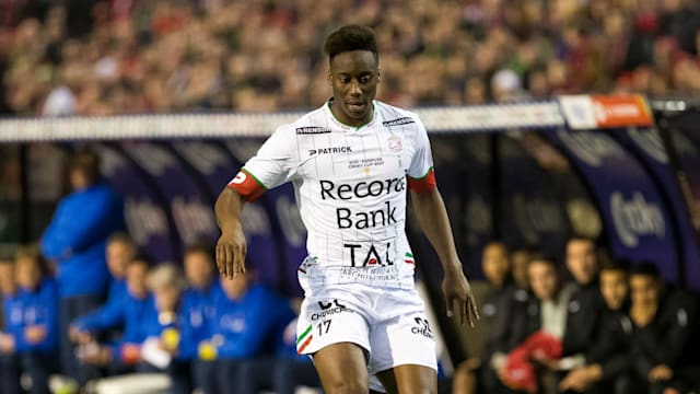 Monaco signs promising midfielder Meite