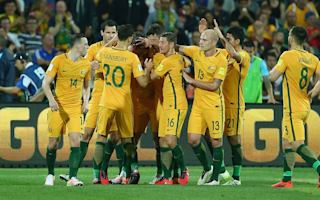 Australia 7 Tajikistan 0: Socceroos cruise to emphatic victory
