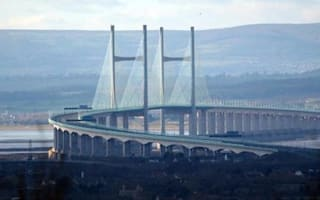 Severn bridge tolls to rise 3.3%